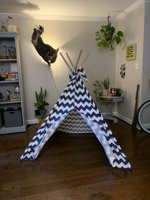 Teepee tent for kids for Sale in Charlotte, NC