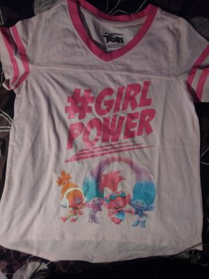 Youth girls trolls t-shirt new for Sale in Hacienda Heights, CA