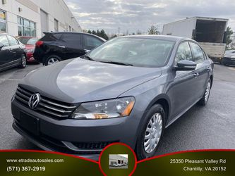2014 Volkswagen Passat for Sale in Chantilly,  VA