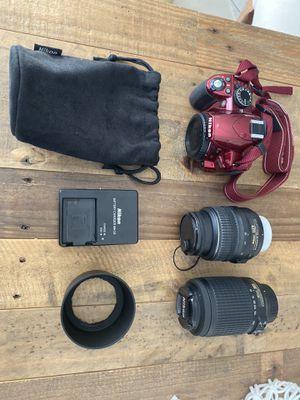 Nikon D3100 DSLR Camera (price in description) for Sale in Alafaya, FL