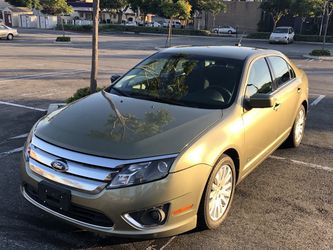 2012 Ford Fusion Hybrid for Sale in Los Angeles,  CA