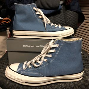 Chuck Taylor All Star 70 Vintage Canvas Mens Size 10 for Sale in NO POTOMAC, MD