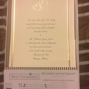 Wedding Invitation Cards for Sale in Fort Lauderdale, FL