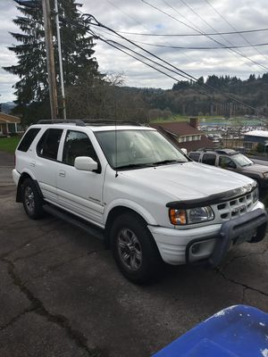 2000 isuzu rodeo lse for Sale in Kelso, WA