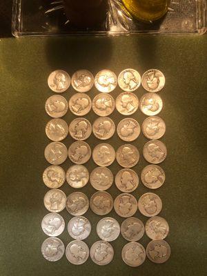 Washington silver quarter Coins for Sale in Livonia, MI