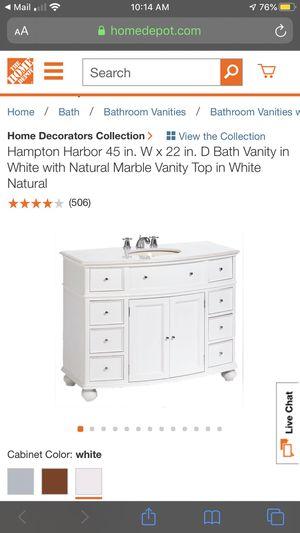 Home Decorators Collection Hampton Harbor Bath Vanity for Sale in Bellevue, TN