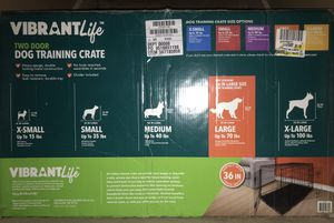 Large Dog training crate for Sale in Pearland, TX