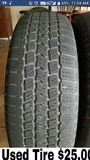 Used tires for sale for Sale in Fresno, CA