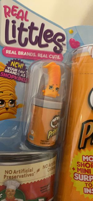 Real Littles Shopkins 'Lil Shopper Pack for Sale in West Palm Beach, FL