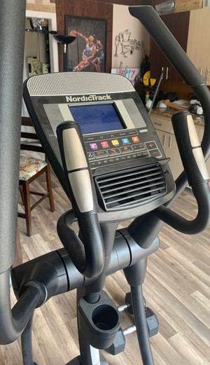 Elliptical machine- Norditrack for Sale in Forney, TX