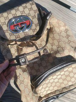 REAL Gucci Cross-colored Bag for Sale in Alexandria,  VA