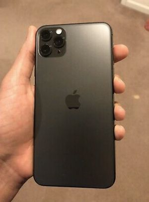 Apple iPhone 11pro Max 256gb for Sale in Little River, KS