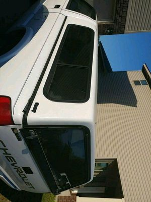 97 Chevy S10 Camper Shell for Sale in Gulf Breeze, FL