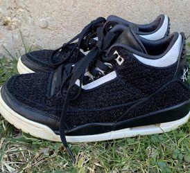 "Air Jordan Retro 3 Women's SE AWOK ""Vogue"" Sneakers Size 7.5 BQ3195-001 for Sale in Laurel,  MD"