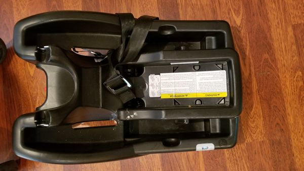Graco Click Connect Stroller with car seat base