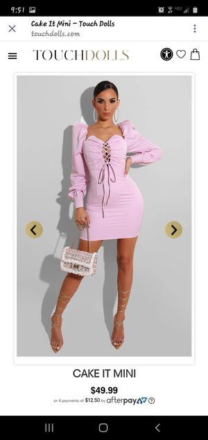 Pink dress for Sale in Los Angeles, CA