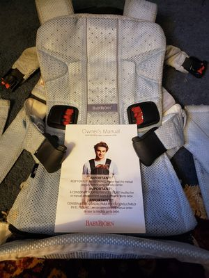 Baby Bjorn Baby Carrier One for Sale in Grosse Pointe Woods, MI