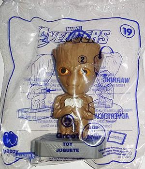 Rare Avengers Mystery Groot #19 McDonald's Toy for Sale in Chula Vista, CA