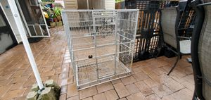 Birds Flying Cages all 3 for $50 for Sale in Alafaya, FL