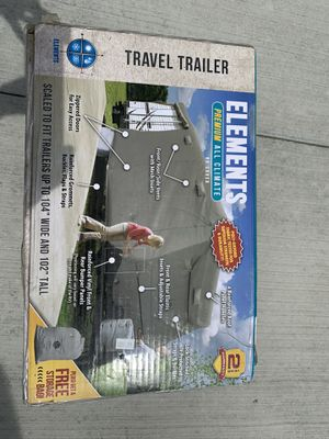 Travel Trailer Cover for Sale in New Baltimore, MI