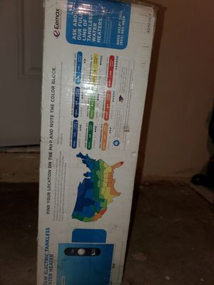 Tankless water heater for Sale in Miami Gardens, FL