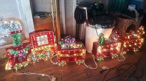 Trenesito navideño. for Sale in Houston, TX