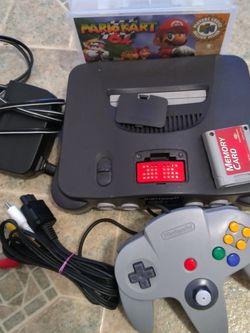 Nintendo 64..N64 for Sale in San Diego,  CA