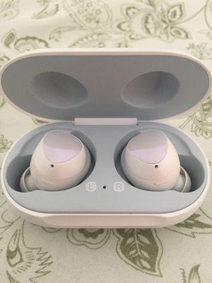 Samsung - Galaxy Buds True Wireless Earbud Headphones - Silver for Sale in Princeton, FL