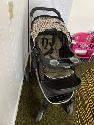 Graco Click Connect Stroller and Car Seat for Sale in Newburgh, NY