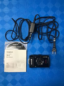Olympus TG-2 Digital Camera for Sale in Pittsburgh,  PA