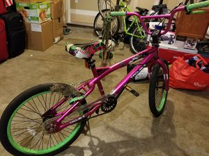 "20"" girls bike for Sale in Vancouver, WA"
