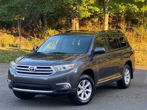 2012 Toyota Highlander for Sale in Manassas, VA