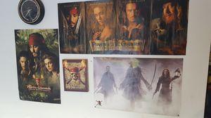 Disney's Pirates of the Caribbean Decor for Sale in Cumming, GA