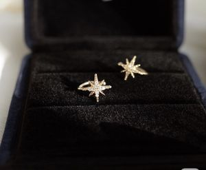 14k gold star diamond ear cuff - $16/each for Sale in La Habra Heights, CA