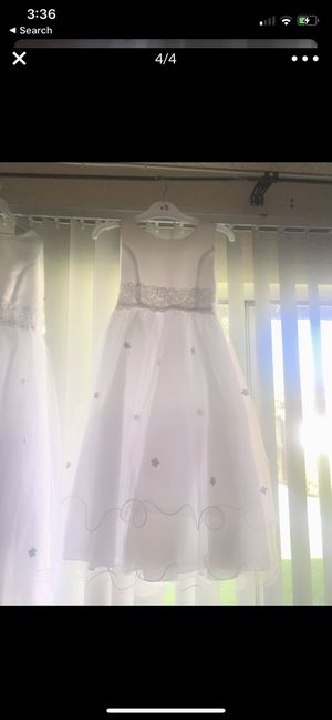 Flower girl , 1st communion dresses for Sale in Fontana, CA