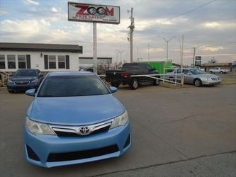2012 Toyota Camry for Sale in Oklahoma City,  OK