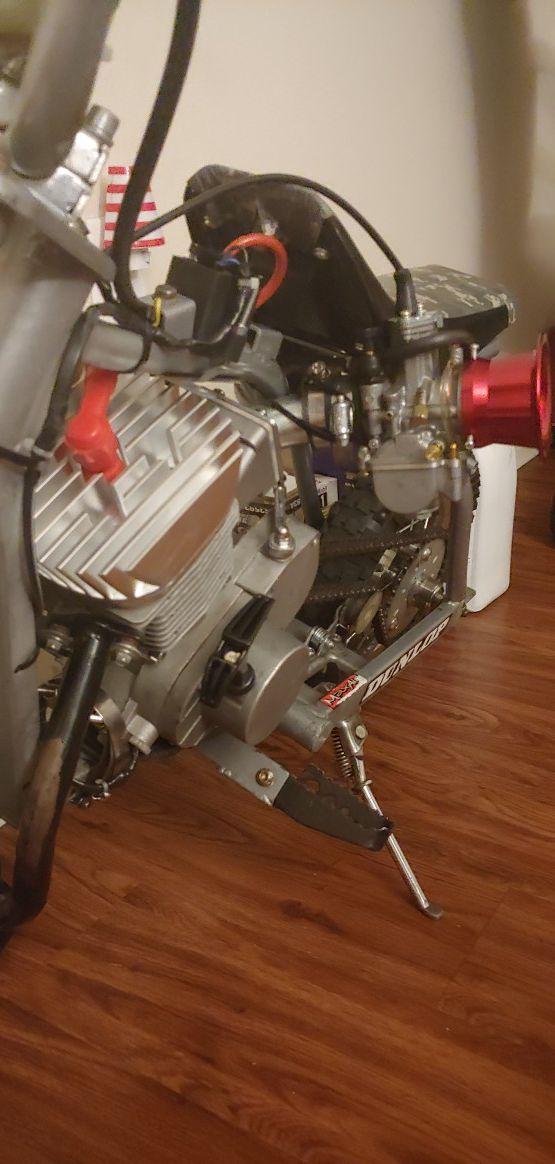 2 stroke 49cc-100cc (Not for children) 💥🔥😜