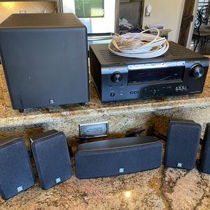 Devon & Boston Acoustics Home Theater Surround Sound System for Sale in Chandler, AZ