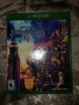 Kingdom hearts 3 for Sale in Auburndale, FL