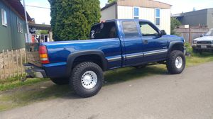 2000 chevy Silverado lifted for Sale in Enumclaw, WA