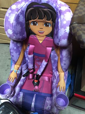 Car seat Dora Booster for Sale in Santee, CA