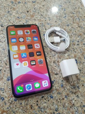 Unlocked iphone x256gb white, perfect conditions !!! price is firm !!! for Sale in Oakland Park, FL