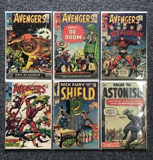 Marvel comics $200 each LOCAL PICKUP ONLY for Sale in San Juan Capistrano, CA