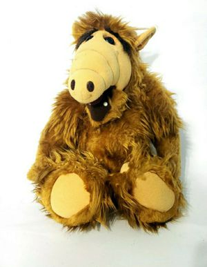 """ALF 1986 Alien Productions 18"""" Plush Doll Stuffed Toy Animal Coleco Vintage for Sale in Houston, TX"""