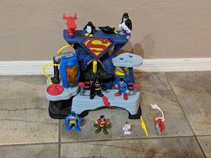 Imaginext DC Batman Superman for Sale in Laveen Village, AZ