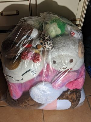 Anime / plushies / stuffed animals / anime plushies / for Sale in Hesperia, CA