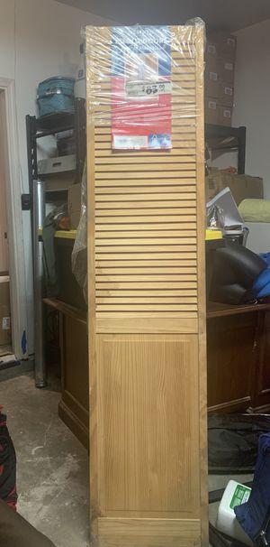Panel Bfold door for Sale in San Bernardino, CA