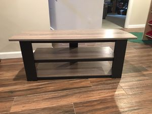 42' inch Tv stand for Sale in Point Pleasant, NJ