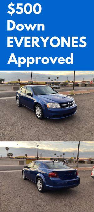 2014 Dodge Avenger for Sale in Phoenix, AZ