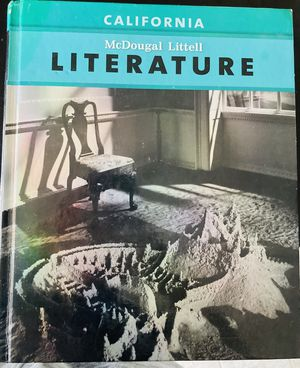 Student English Textbook- McDougal Littell Literature Textbook for Sale in Los Angeles, CA